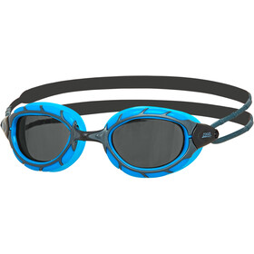 Zoggs Predator Lunettes de protection, blue/black/smoke